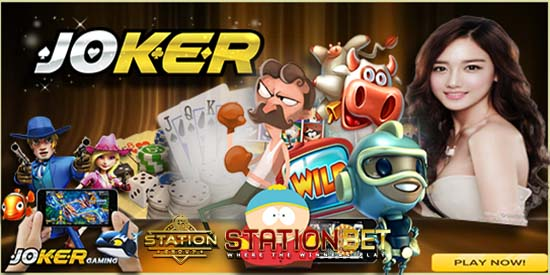 WEBSITE TARUHAN GAME SLOT JOKER123 APK TERBAIK