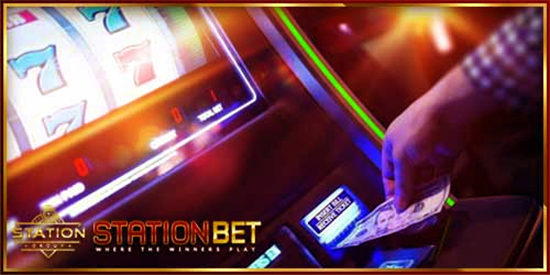BERMAIN MESIN JOKER123 SLOT GAME DI STATIONBET88