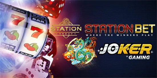 STATIONBET88 OPERATOR RESMI JOKER123 GAME SLOT